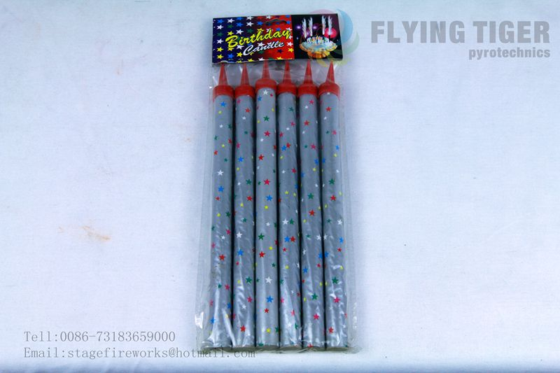 birthday cake candle fireworks150mm